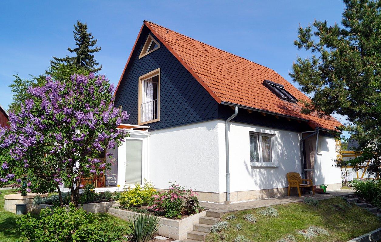 Unser Haus Ferienwohnung Wandt-Tippmann